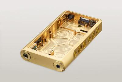 Sony NW-WM1Z oxygen-free copper body