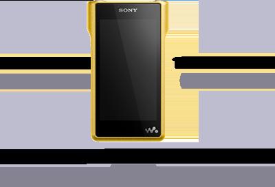 Sony NW-WM1Z Dimensions