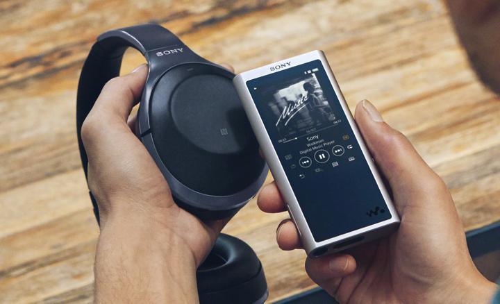 Sony walkman portable player
