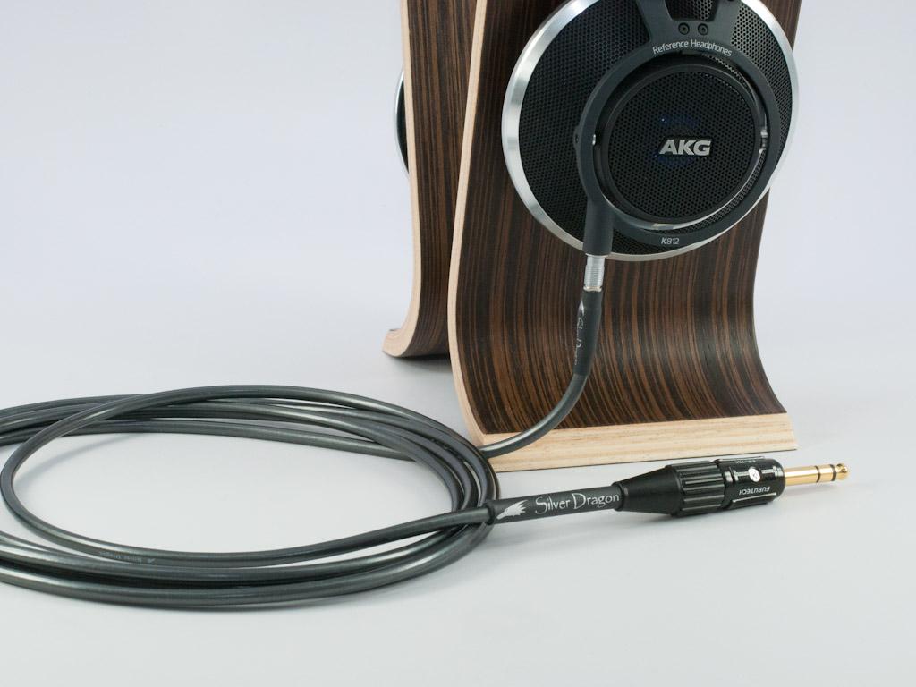 Silver Dragon V3 AKG Headphone Cable