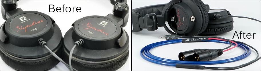 Hack Your Ultrasone Headphones