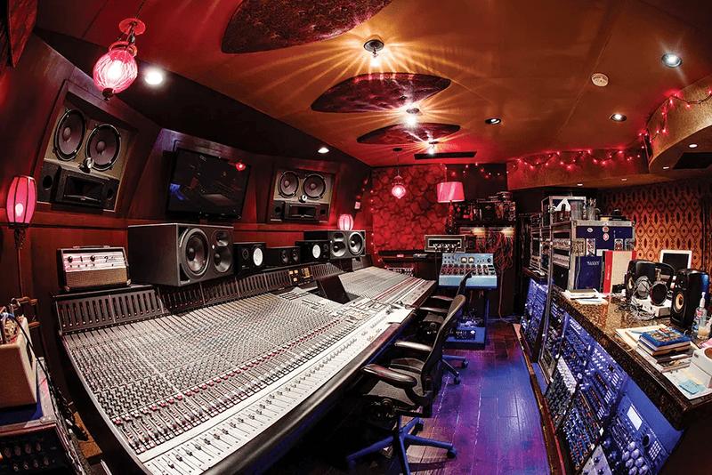 Larabee Studio mastering studio