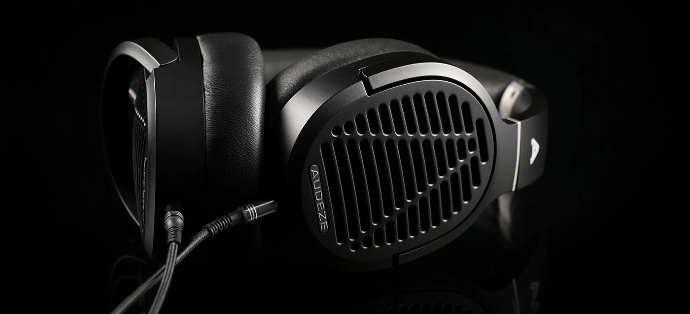 Audeze LCD-1 portable reference headphones
