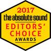 TAS 2017 Editors Choice Award