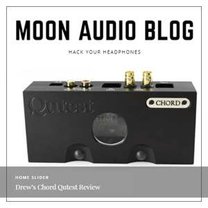 Moon Audio Blog