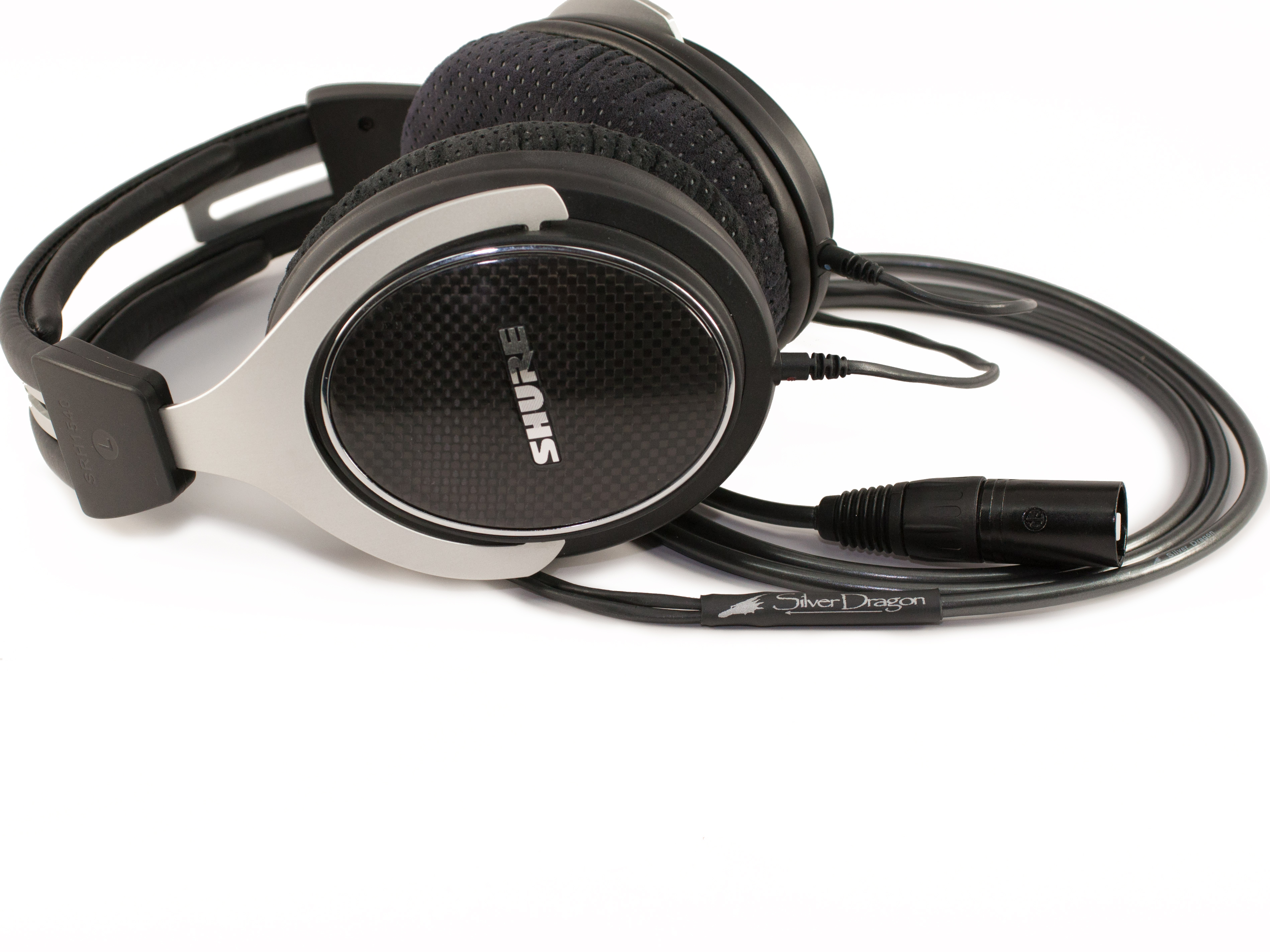 Silver Dragon V3 Shure Headphone Cable
