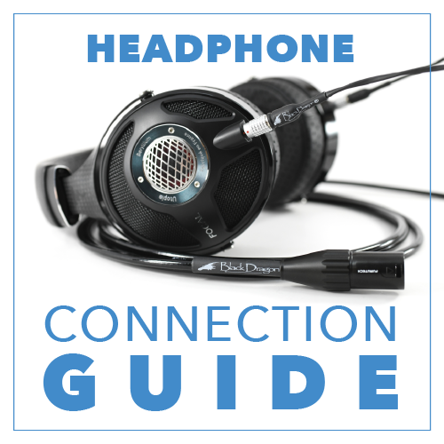 Headphone Connection Guide