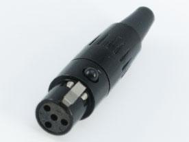 Audeze connector