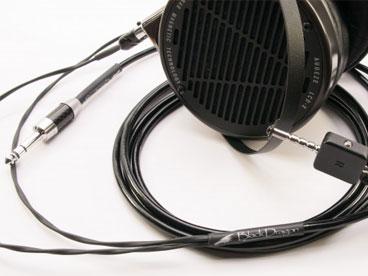 Black Dragon Premium Cable for Audeze Headphones V2