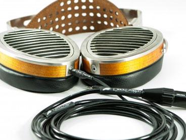 Black Dragon Premium Cable for HiFiMan HE-1000 Headphones V2