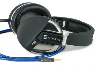 Blue Dragon Cable for Ultrasone Signature & Performance Series Headphones V3