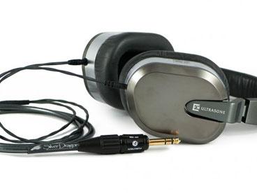 Silver Dragon Cable for Ultrasone Headphones V3