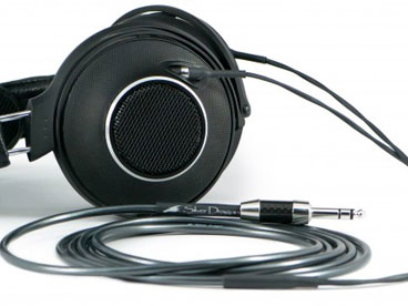 Silver Dragon Premium Cable for EnigmAcoustics Dharma Headphones V3