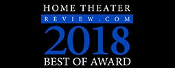Home Theater Best of 2018 logo
