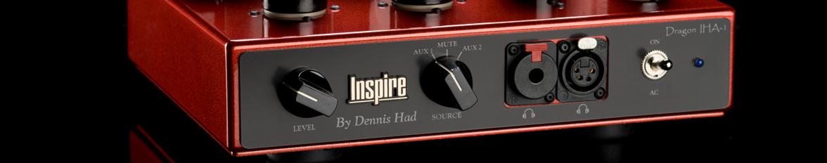 Dragon Inspire Headphone Amp