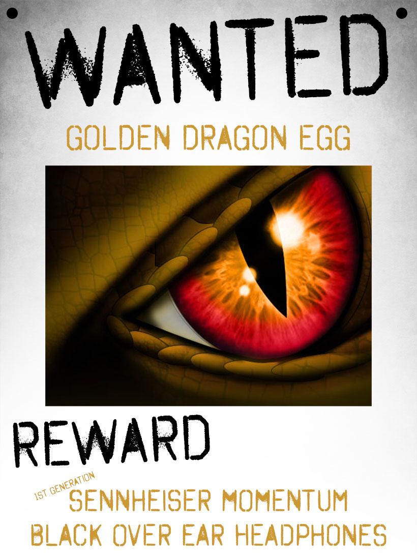 Golden Dragon Egg Hunt