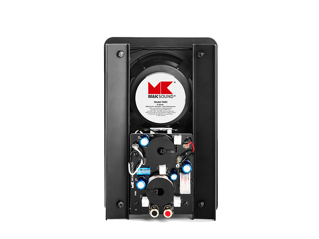 inner components of MK Sound In Wall Speaker