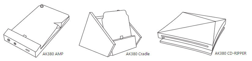 Image AK380 Upgrade Options