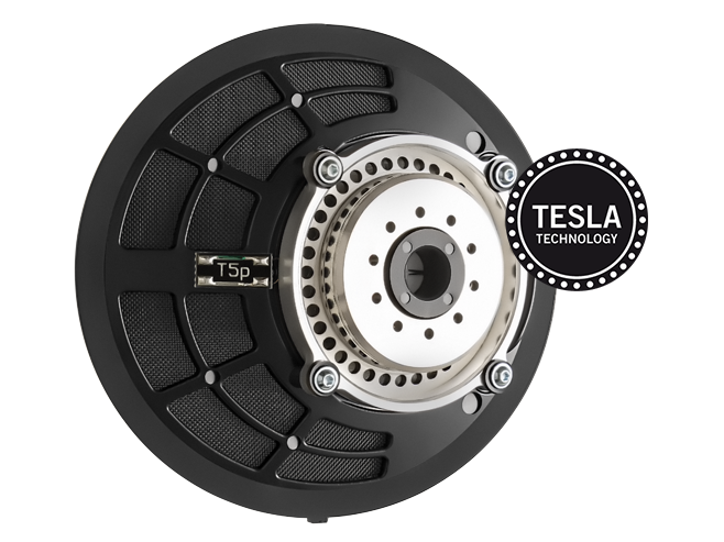 T5p driver with Tesla Technology