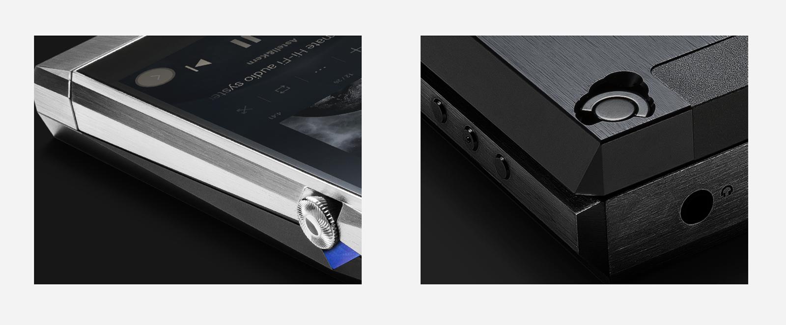 SP1000 AMP design details