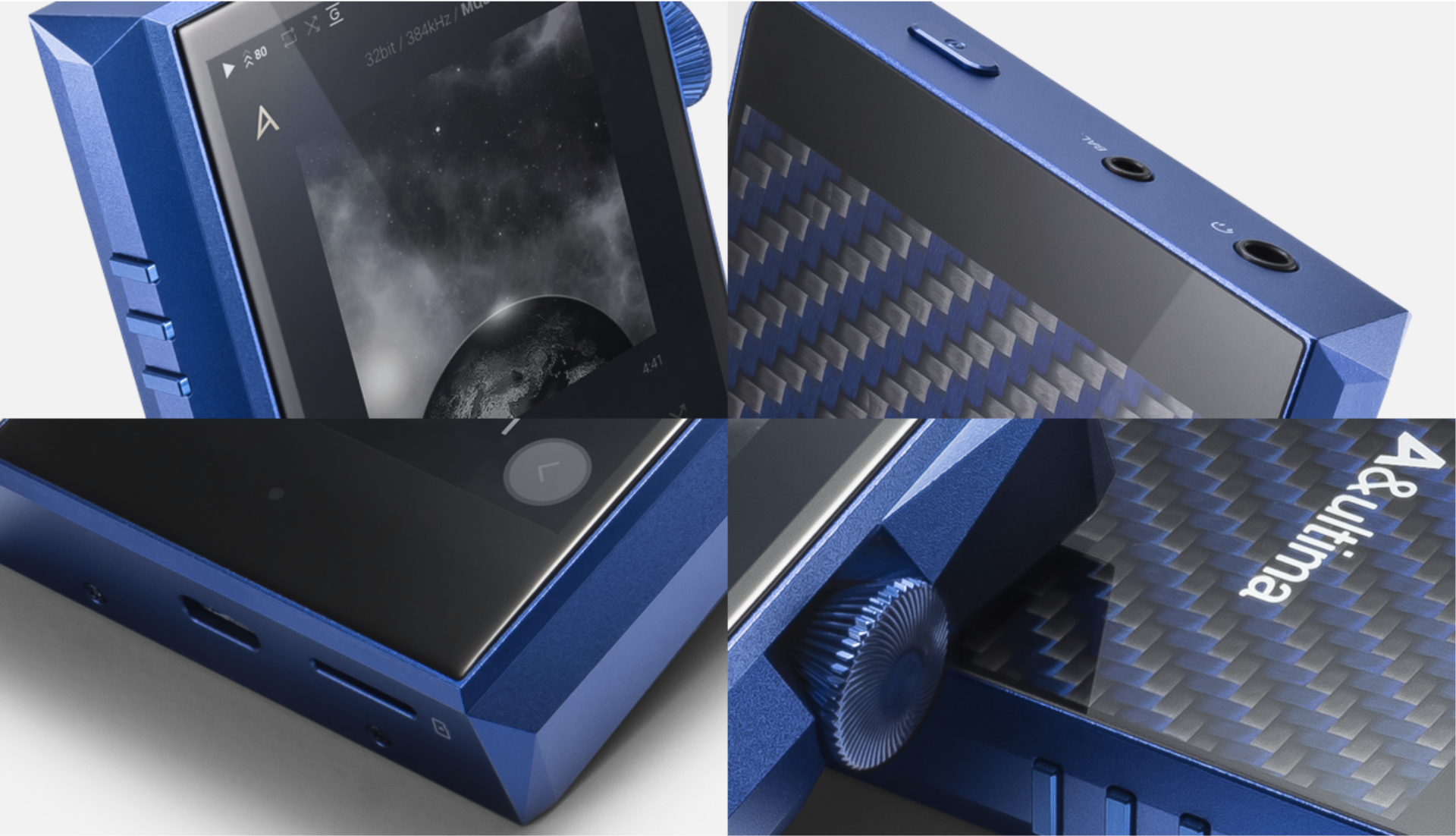 Astell&Kern SP1000M detail images