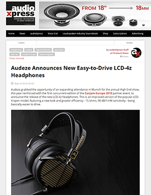 Audio Xpress Review