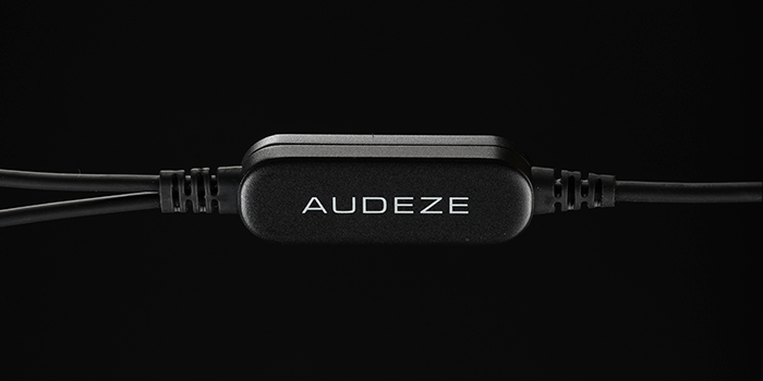 Audeze LCD-GX cable detail