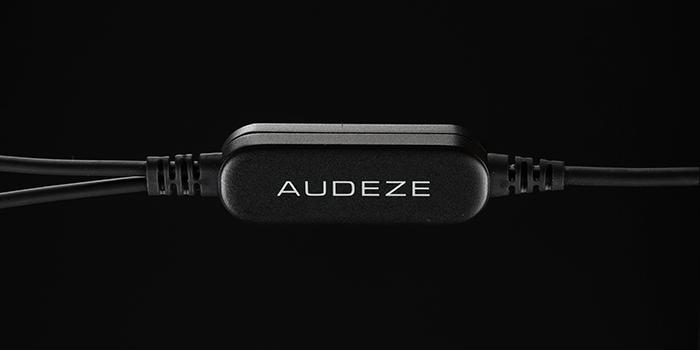 Audeze LCD-GX cable detail