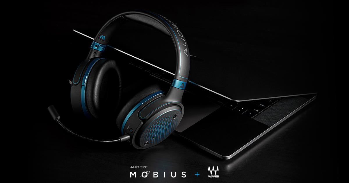 Audeze Mobius and Waves technology