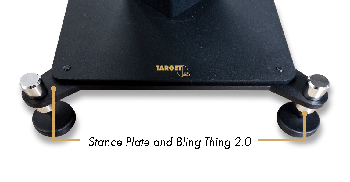 Stance Plate and Bling Thing 2.0