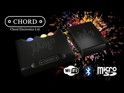 Chord Poly Wireless Streaming Module for Mojo