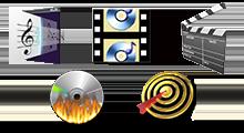 Nimbie supports XLD, dBpoweramp, My Movies, imgBurn, Discribe Robotic