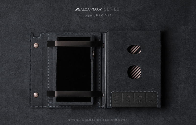 Alcantara Series designed by Dignis