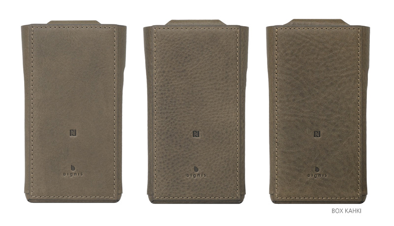 variations in appearance for khaki cases