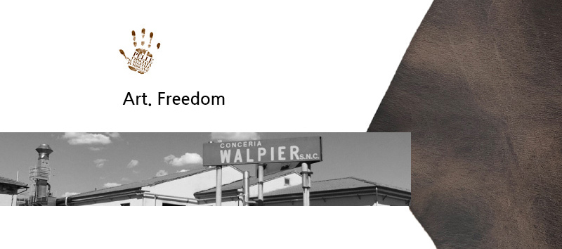 Walpier Leather: Art, Freedom