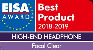 EISA 2018-2019 Best Product Award