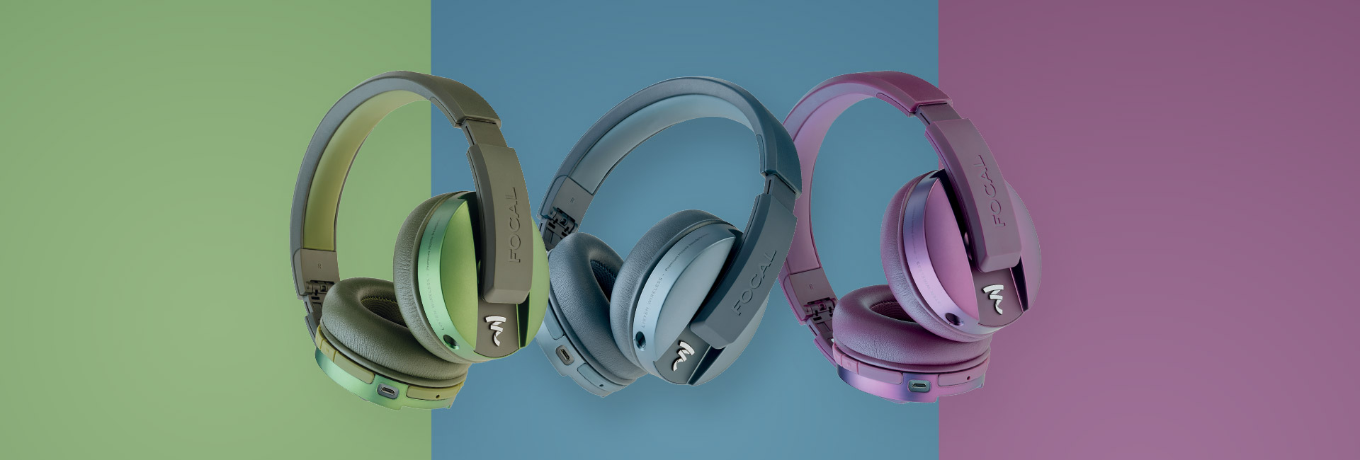 Focal Listen Chic Colors