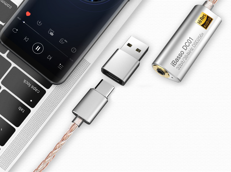 iBasso Audio DC01 USB DAC