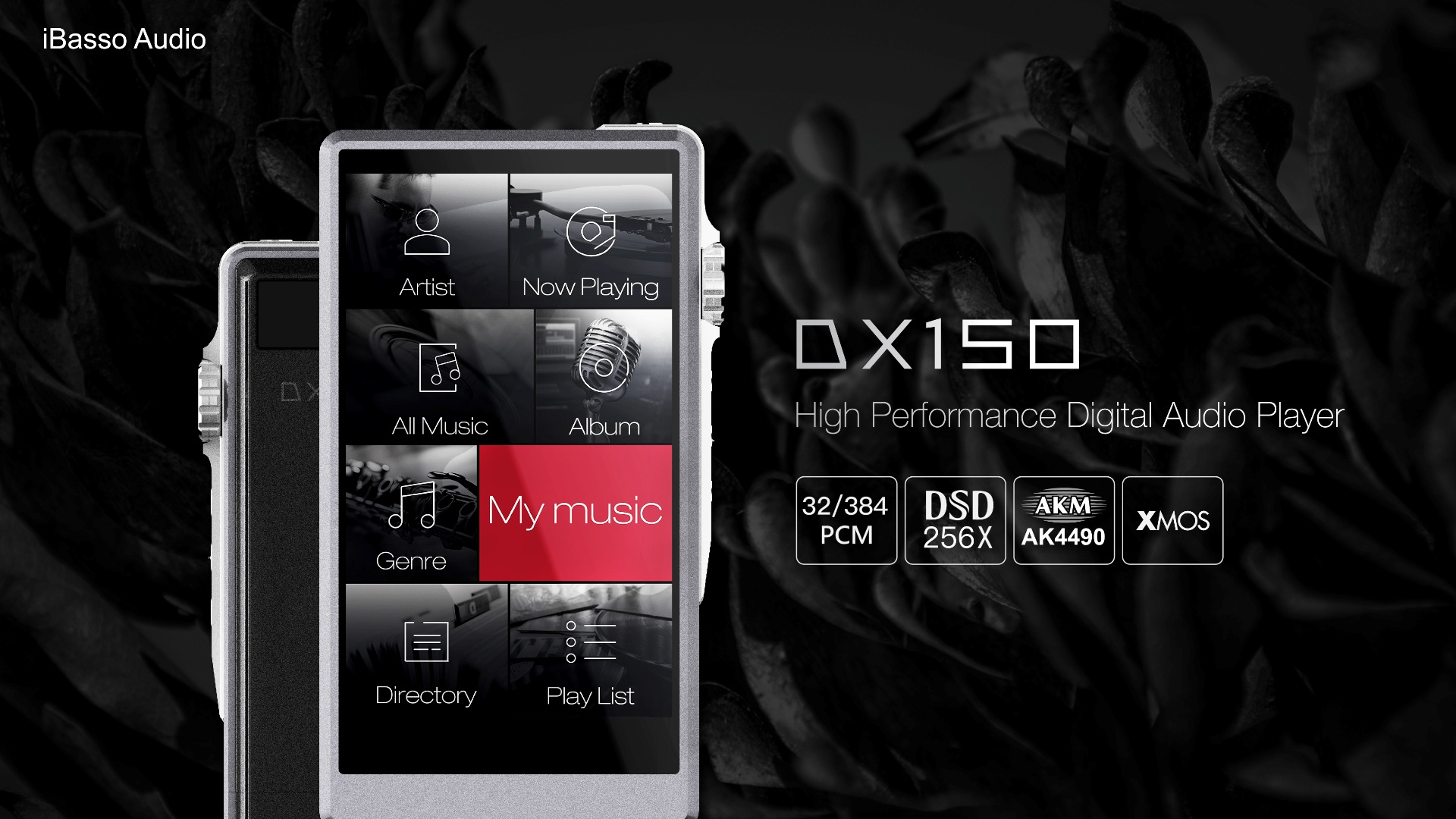 iBasso DX150 features and specifications part 1