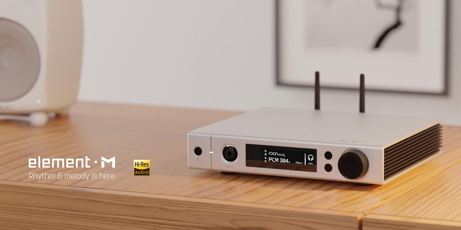 Matrix Audio element M streamer