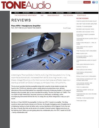 Tone Audio Review