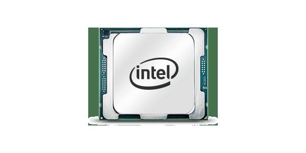 Intel computer chip