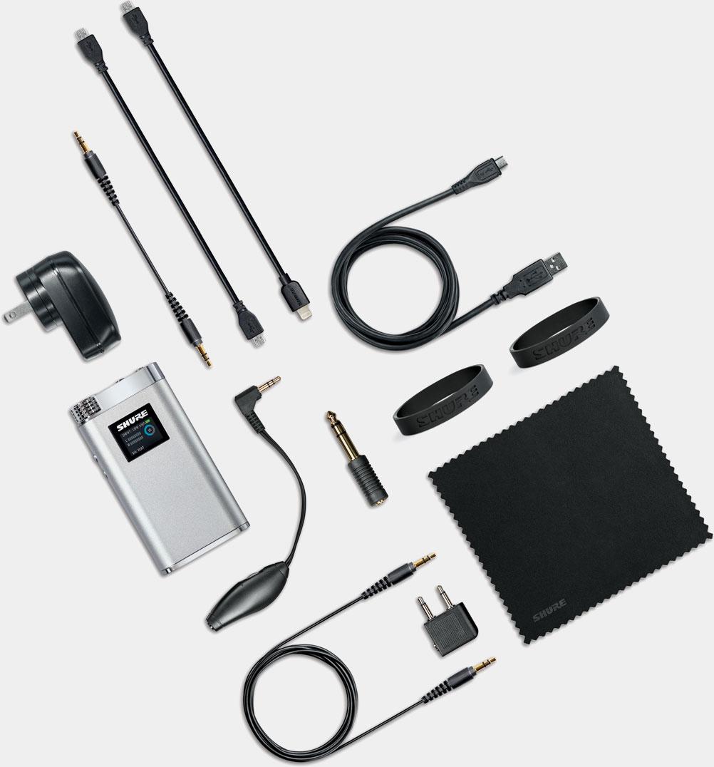 Shure SHA900 Accessories