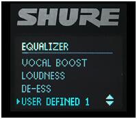 Shure KSE1500 tutorial step 3