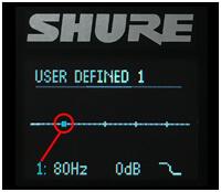 Shure KSE1500 tutorial step 4-2