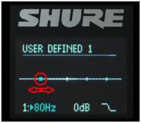 Shure KSE1500 tutorial step 4
