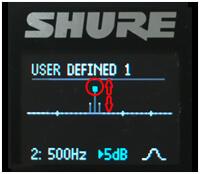 Shure KSE1500 tutorial step 5