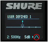 Shure KSE1500 tutorial step 6