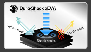 Slappa Duro Shock xEVA
