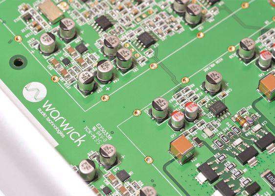 Sonoma Model One Circuitry